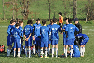 STN Rangers (U15) v. Super Nova FC 96B at PA Classics Winter College Showcase in Lancaster, PA, on December 3-4, 2011.