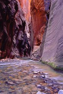 Mercurial Canyon