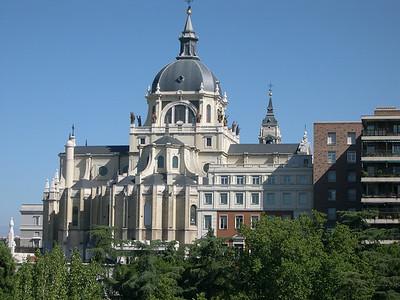 La Catedral del la Almudena (1879)