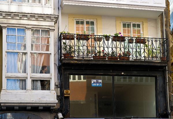 The neighbor<br /> La Coruña, Spain<br /> <br /> P344