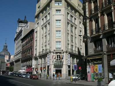 Hotel Quo Puerta del Sol in the heart of Madrid's Centro District