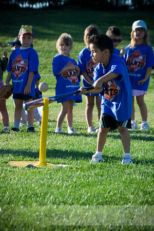 2008-07-03 Junior Giants Practice