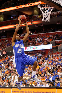 14th-ranked Florida 78-61 victory over Air Force before 12,779 at the BB&T Center in Sunrise, Fla