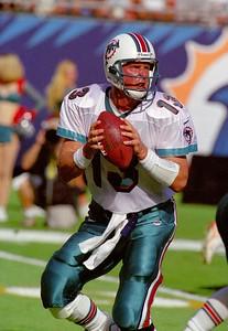 Dan Marino Miami Dolphins