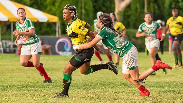 Mexico v Jamaica