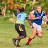 USA South v St.Lucia