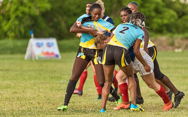 USA South v St.Lucia