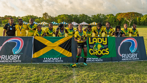 Jamaica - Runners Up