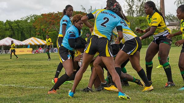 Jamaica v St.Lucia