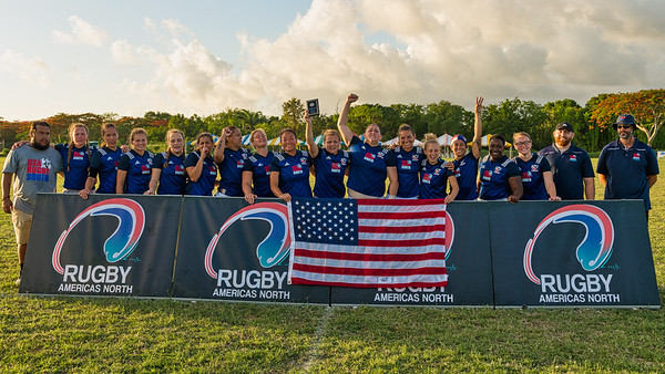 USA South - 3rd Place