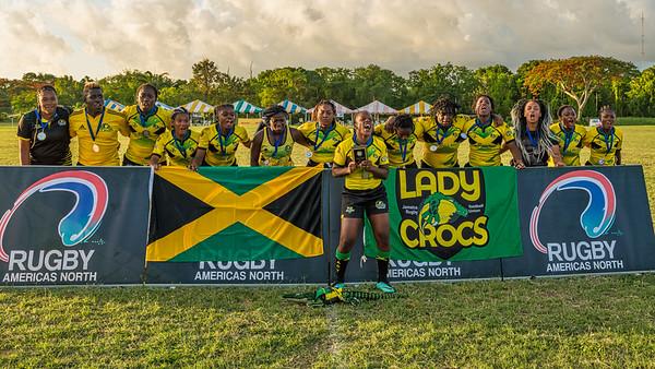Jamaica - Runners Up