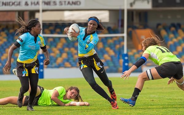 Scion Sirens v St. Lucia Women