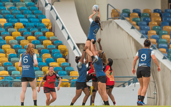 LeadHERship Angels v Roots Rugby Women