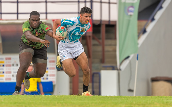 Atlantis Mens v T&T Defence Force