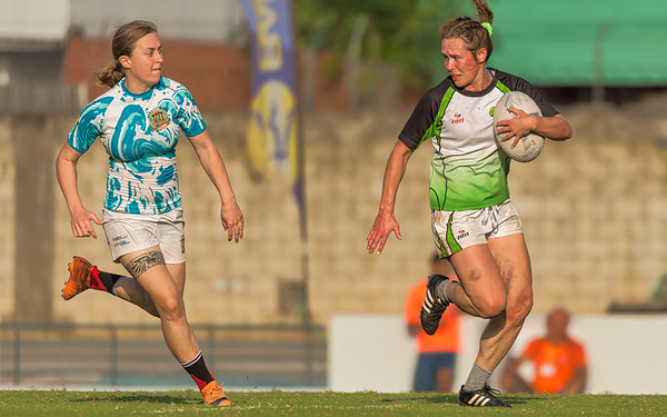 Find Rugby Now v Atlantis Women