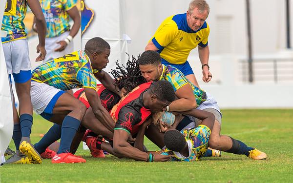 Barbados Mens v Roots Rugby Men