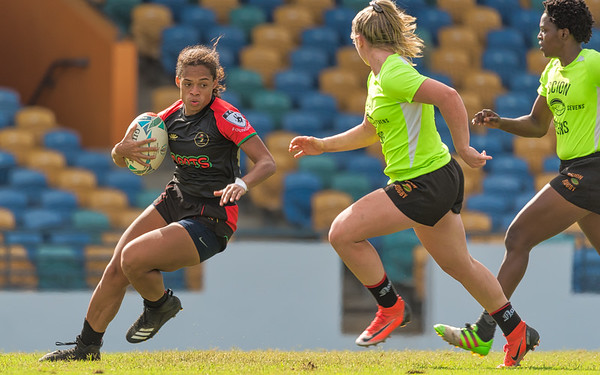 Scion Sirens v Roots Rugby Women