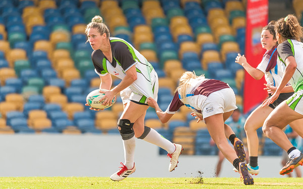 Find Rugby Now v Caribbean Select Women