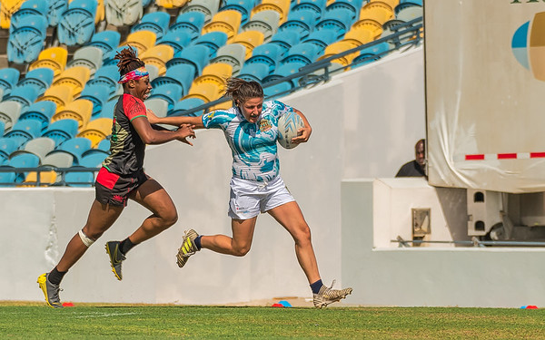 Atlantis Women v Roots Rugby Women