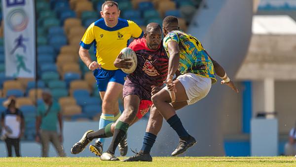 Barbados Mens v T&T Defence Force
