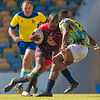 Barbados Mens v T&T Defence Force