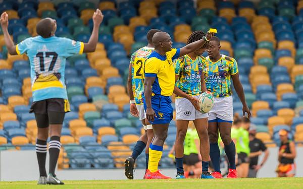 Barbados Mens v St. Lucia Mens