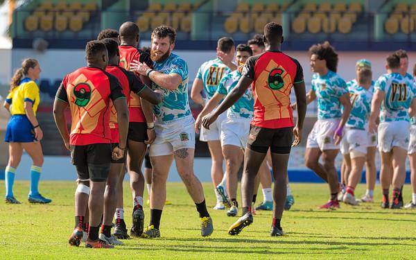 Roots Rugby Mens v Atlantis