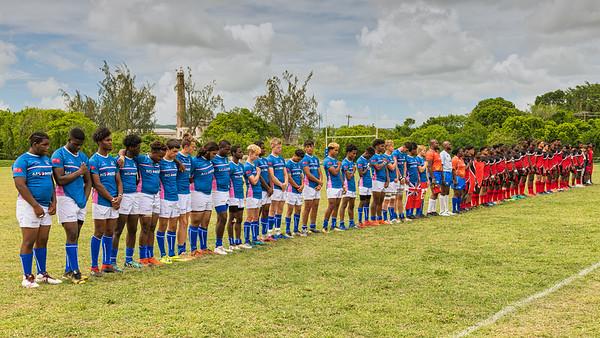 Bermuda & Trinidad & Tobago