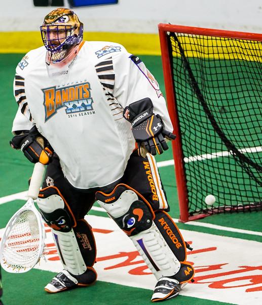 Saskatchewan Rush Game 2 of the National Lacrosse League Champion's Cup between the Buffalo Bandits and Saskatchewan Rush at SaskTel Centre on June 4, 2016 in Saskatoon, Canada