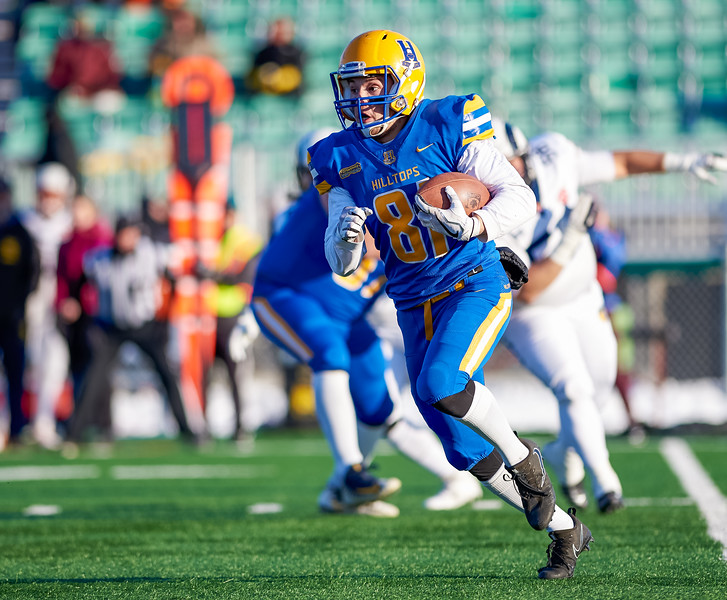 Saskatoon Hilltops vs Langley Rams