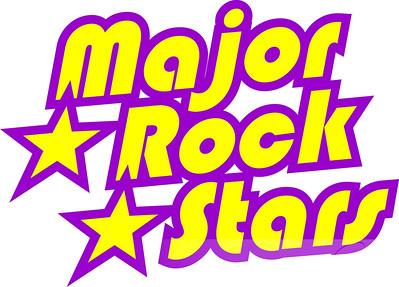 Major Rock Stars Logo 2 23