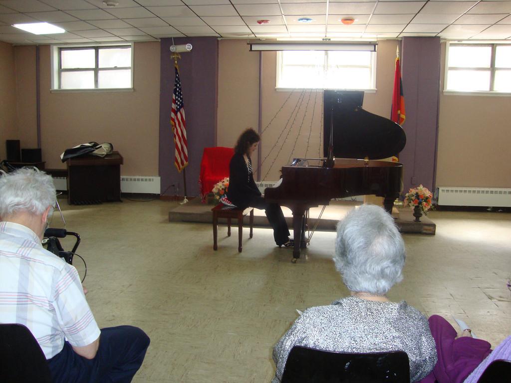 Pianist Nairi Badal