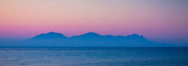 Dawn at Hinchinbrook Island