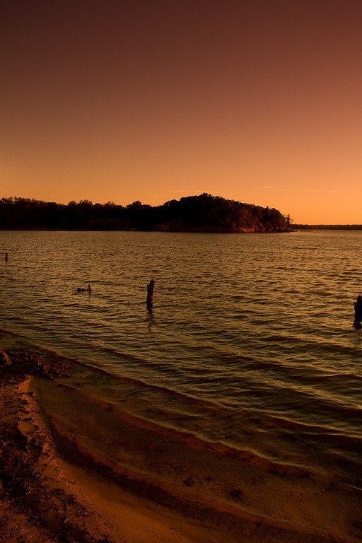 Lake Thunderbird, Norman Oklahoma