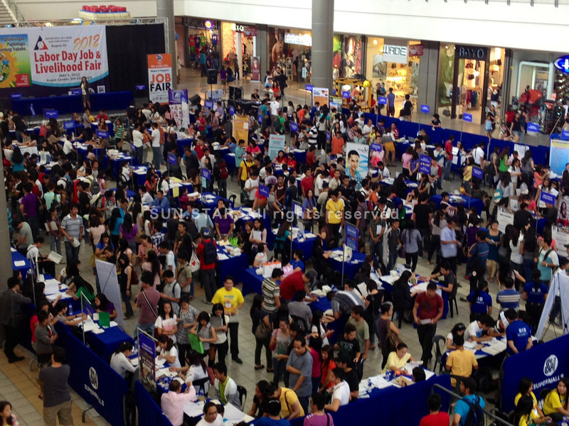 SM Pampanga job fair