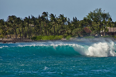 """Spin Drifters Firing""  Kailua-Kona, Big Island Hawaii."