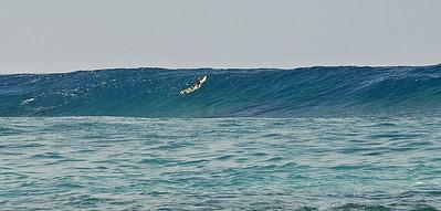 Andy MacIsaac at Kaloko. Big Island Hawaii, February 2012.