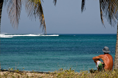 """T-Land Surf Check""  Rote Island, Indonesia. September 2012."