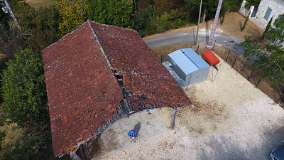 roof inspection of storm damage