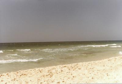 Yamit town and beach