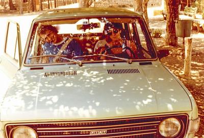 Harvey Oman and Tali