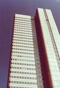 Downtown Frankfurt June 1979