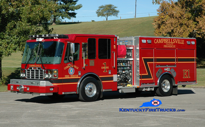 <center> Campbellsville  Engine 1 <br> 2015 Ferrara Cinder 1750/1000 <br> Greg Stapleton photo </center>