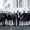 Kiel Week 2021 / Kieler Woche 2021 - Visit of Prince Albert de Monaco II