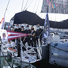 Team photo in Les Sables d'Olonne before the start of the Vendée Globe
