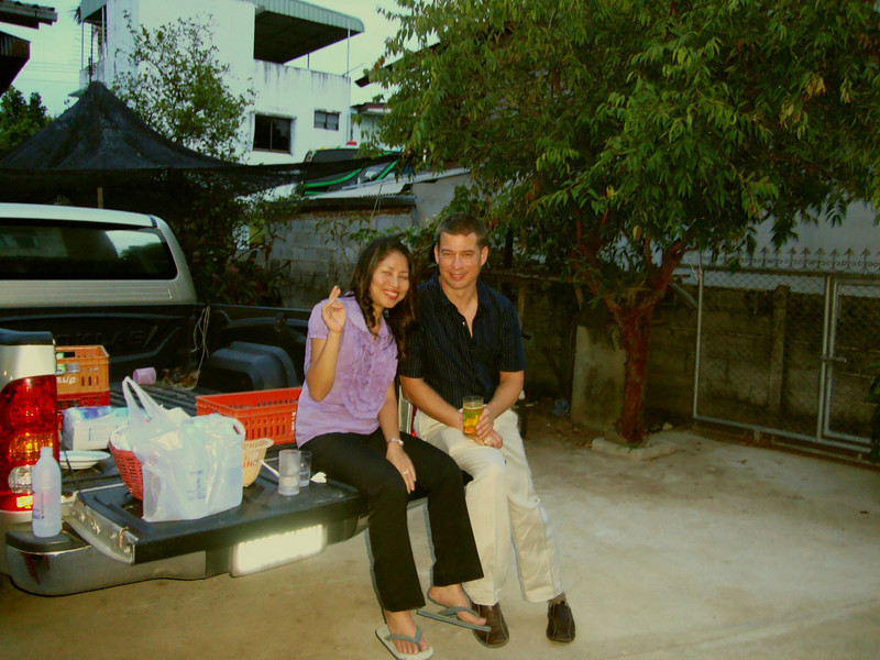 Lang and me