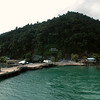 arrivng in Koh Chang