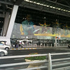 Finally arrived Suvarnabhumi airport, Bangkok