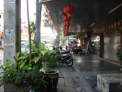 First Trip to Thailand
