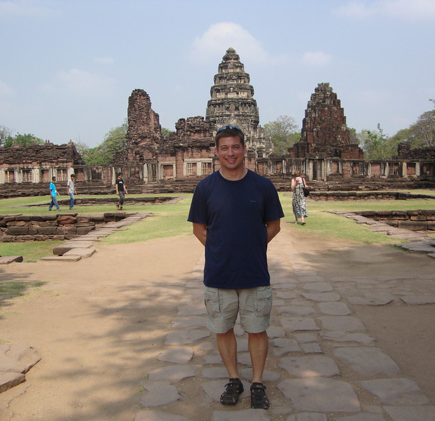 Supposedly, Angkor Wat was modeled after this temple